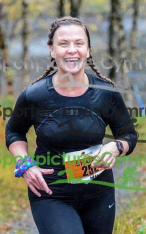 Betws y coed trail 10k 2015 Sharon Lewis