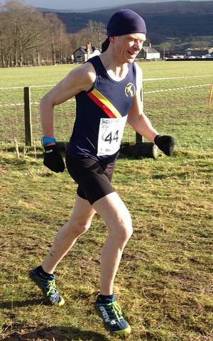 Welsh xc champs Jeremy Randell 2015