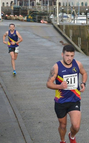 aber 10k Jimmy and gwion 2017