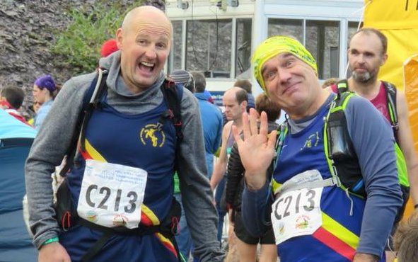 british fell relay andrew and richard 2017