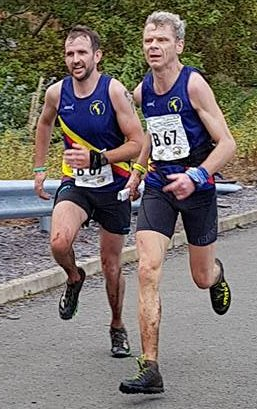 british fell relay jeremy and jimmy 2017